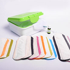 Cloth Sanitary Pad Kits