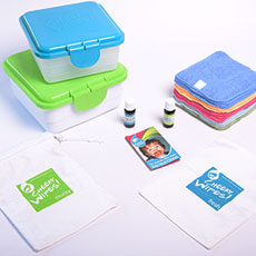 Washable Wipes Kits