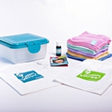 Cheeky Baby Wipes Hands & Faces Kit