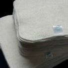 Washable Cloth Bamboo Velour Baby Wipes