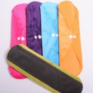 Cheeky Mama Cloth Sanitary NIGHT Pads -Solid Colours