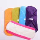 Cheeky Mama Cloth Sanitary Panty LINERS - Solid Colours