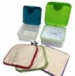 Toilet Paper Alternative Family Cloth Wipes Kit