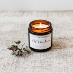 SevenSeventeen - Mood Boosting Candles - All The Love - Black Pomegranate