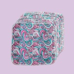 City to Sea Design: Punchy Paisley