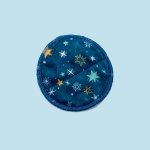 Pad / Wipe fabric? Starry Skies MAKE UP PADS