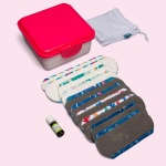 Cheeky Pants Cloth Sanitary Pad FULL Kits