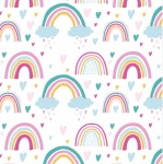 Minky Pattern: *Coming Soon* Over the Rainbow