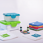Reusable Cloth Baby Wipes PREMIUM All-In-One Kit From Cheeky Wipes