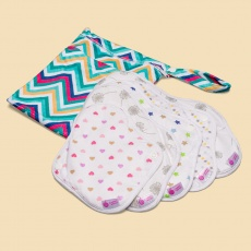 Cotton Cloth Sanitary Ultrapads