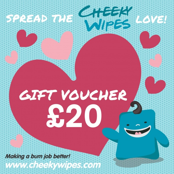 Gift Voucher - Reusable Washable Cloth Baby Wipes