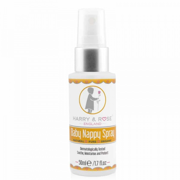 Harry & Rose Baby Nappy Spray