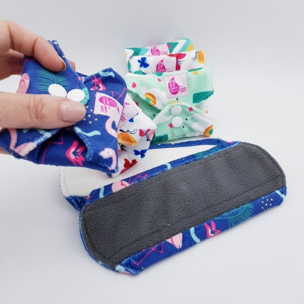 Cheeky Mama Cloth Sanitary Panty LINERS - Patterns