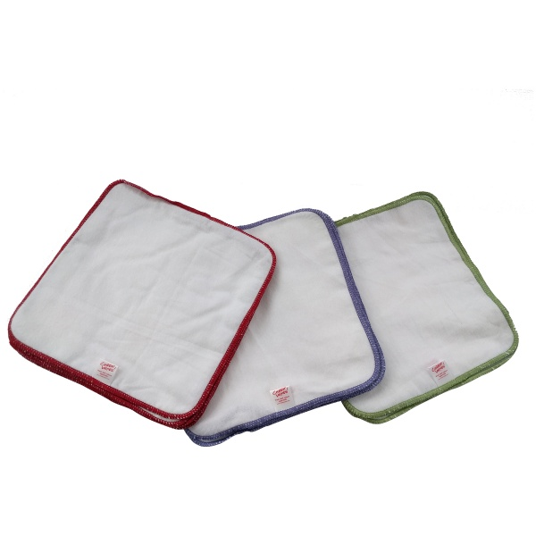 Cotton Flannel Intimate Wipes