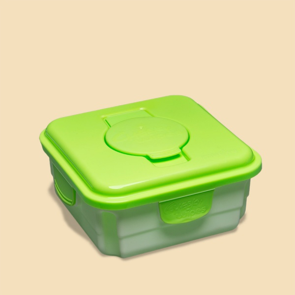 Mucky Wipes Container Box