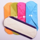 Cheeky Mama Cloth Sanitary DAY Pads - Solid Colours