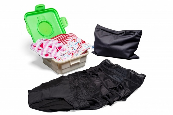 Ultimate Reusable Period or Pee Protection Kit