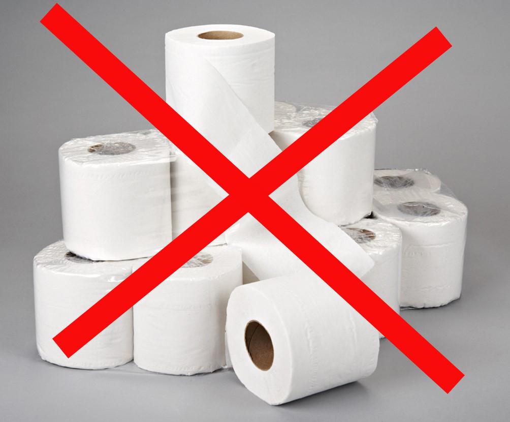 Image result for toilet tissue vs wet