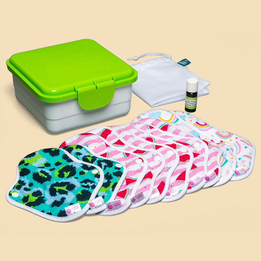Washable Cloth Sanitary Pads